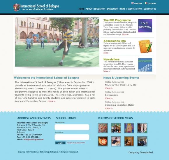 International School of Bologna